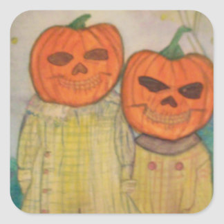 Spooks Stickers