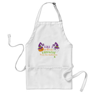 Spooktacular Halloween Party Personalized Standard Apron