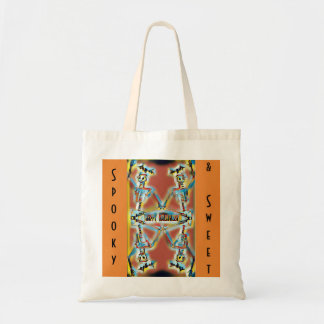Spooky and Sweet Halloween Tote Bag