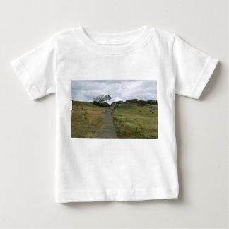 Spooky beach scene! baby T-Shirt