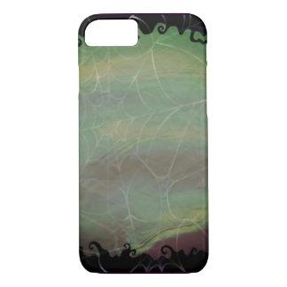 Spooky Cobweb iPhone 7 Case