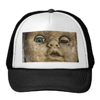 Spooky doll. hat