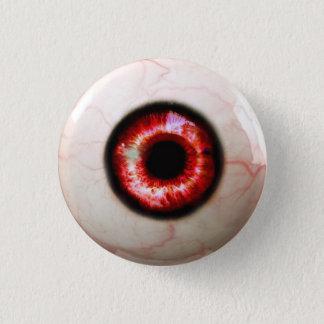 Spooky Eye - Halloween 1 Inch Round Button