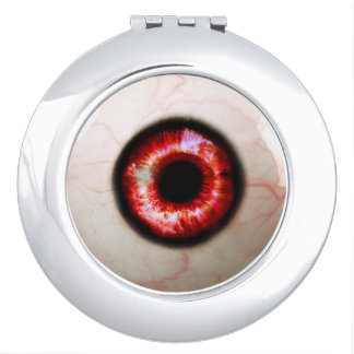 Spooky Eye - Halloween Compact Mirrors