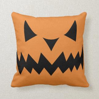 Spooky Face Pillow