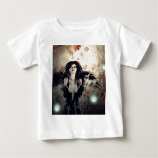 Spooky Forest and Dark Witch3 Baby T-Shirt