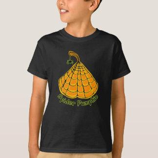 Spooky & Fun Spider- Pumpkin T-Shirt