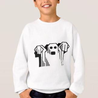 Spooky Ghost Sweatshirt