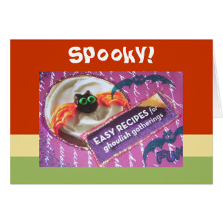 Spooky! Greeting Card