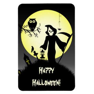 Spooky Halloween 3 Premium Flexi Magnet