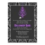 "Spooky Halloween Bash 5"" X 7"" Invitation Card"