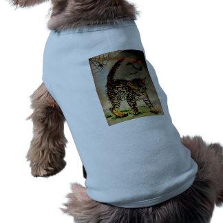 Spooky Halloween Doggie Tee Shirt