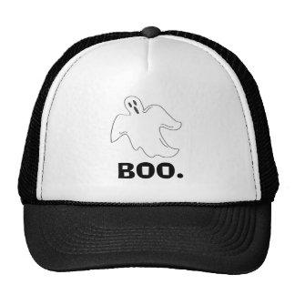 Spooky Halloween Ghost Boo Hat