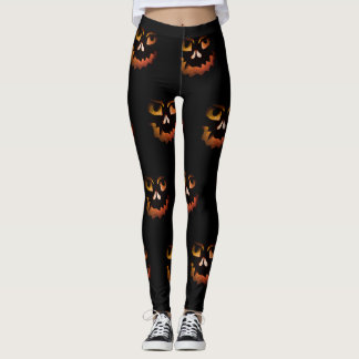Spooky Halloween Leggings