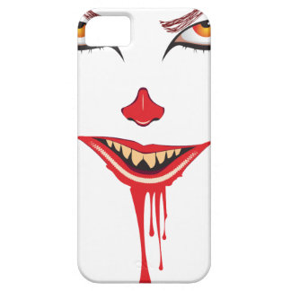 Spooky Halloween Makeup Case For The iPhone 5