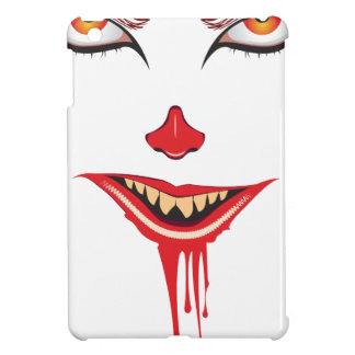 Spooky Halloween Makeup Cover For The iPad Mini