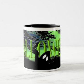 Spooky Halloween Mug