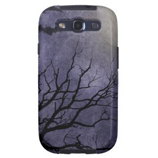 Spooky Halloween Prints Galaxy SIII Cases