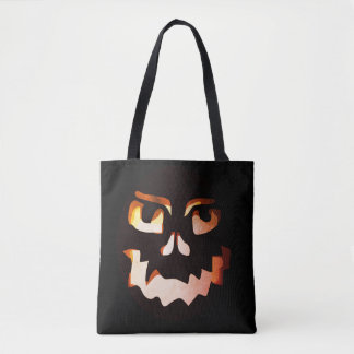 Spooky Halloween Tote Bag