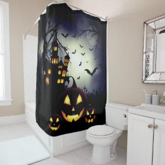 Spooky Haunted Halloween Night