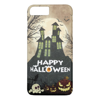 Spooky Haunted House Costume Night Sky Halloween Case-Mate iPhone Case