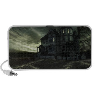 Spooky Haunted House Speaker System