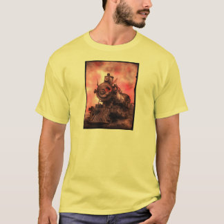 Spooky: Haunted Locomotive T-Shirt