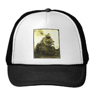 Spooky: Haunted Locomotive Trucker Hat