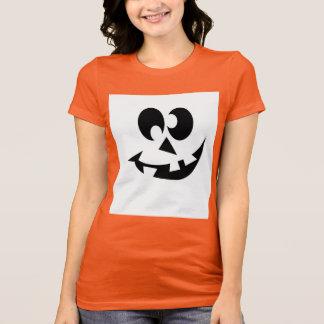 Spooky Kooky Pumpkin Silhoutte T-Shirt