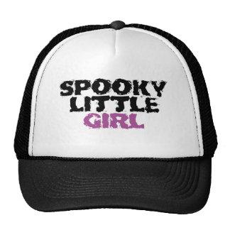 Spooky Little Girl Trucker Hat