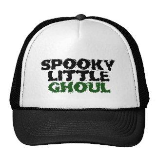 Spooky little goul trucker hat