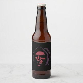 Spooky Monk Beer Labels