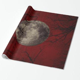 Spooky Moon Halloween Prints