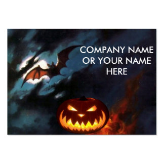 SPOOKY NIGHT designs ~ Business Card Templates