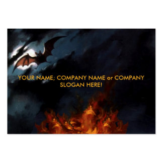 SPOOKY NIGHT designs ~ Business Cards