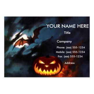 SPOOKY NIGHT designs ~ Business Card