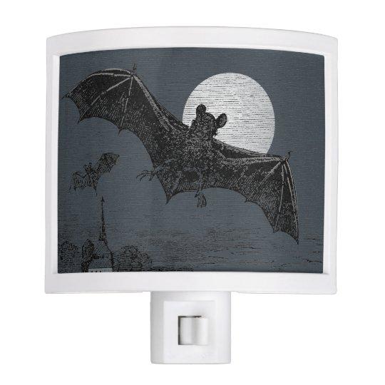 Spooky Night Sky Night Light