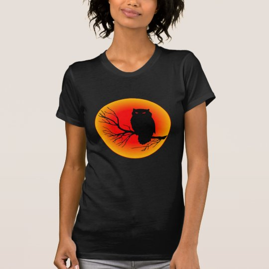 Spooky Owl T-Shirt