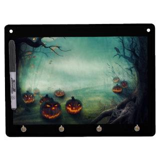 Spooky Pumpkin Halloween Whiteboard