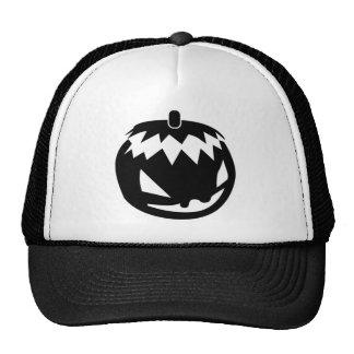Spooky Pumpkin Trucker Hat