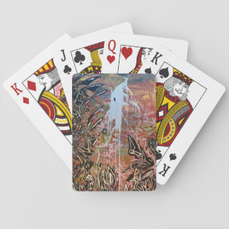 SPOOKY SET OF CLASSIC PLAYING CARDS