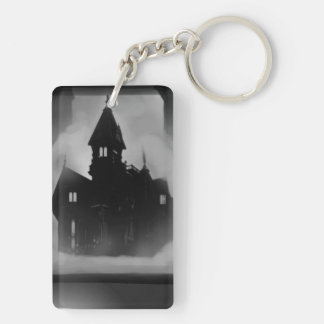 Spooky Skwerl Stories #1 - Keychain