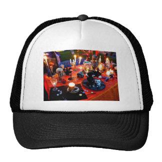 Spooky Table Trucker Hat