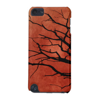 Spooky Tree Halloween Prints iPod Touch 5G Case