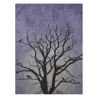 Spooky Tree Halloween Prints Tablecloth