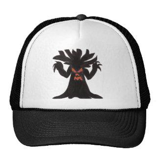 Spooky Tree Trucker Hat