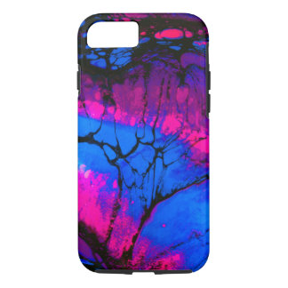 Spooky Trees in Evening Acrylic Art iPhone 8/7 Case