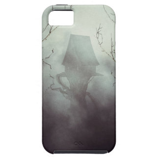 Spooky Witch House in Mist Case For The iPhone 5