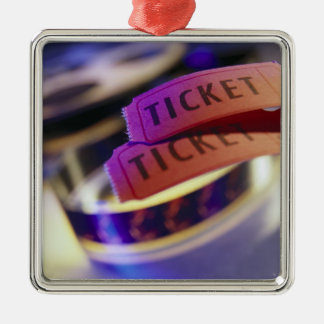 Spool of Tickets Ornament