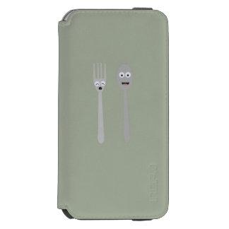 Spoon and Fork Kawaii Zqdn9 Incipio Watson™ iPhone 6 Wallet Case